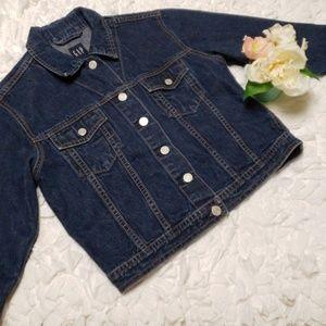 Gap denim jacket size small